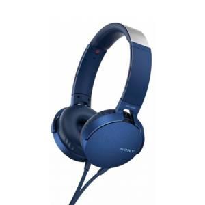 Слушалки с микрофон Sony MDR XB550APL